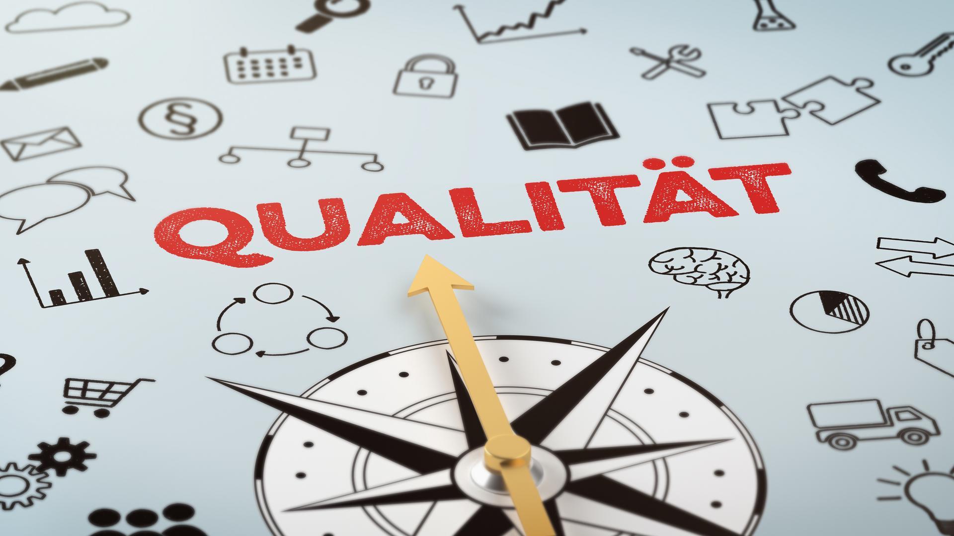 Qualitatssicherungsausschuss gutberaten